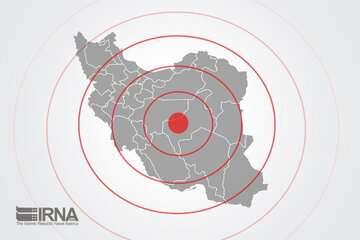 زمینلرزه امروز، بزرگترین پسلرزه زلزله ۱۹ اردیبهشت بود