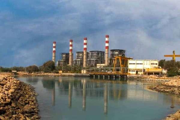 واحد چهار بخار نیروگاه بندرعباس به مدارتولید بازگشت