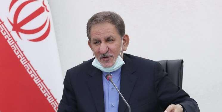 دستور جهانگیری برای اطفای حریق در خائیز/استاندار با وزیر دفاع هماهنگ کند