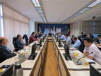 برگزاری جلسه رؤساى سازمان هاى نظام مهندسى ساختمان كليه استانها