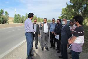 احداث باند دوم محور دره شهر به سمت پل دختر در استان ايلام در حال اجرا است.