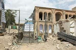 حفظ بافت تاریخی شهرها ازاولویت های راه وشهرسازی کردستان است