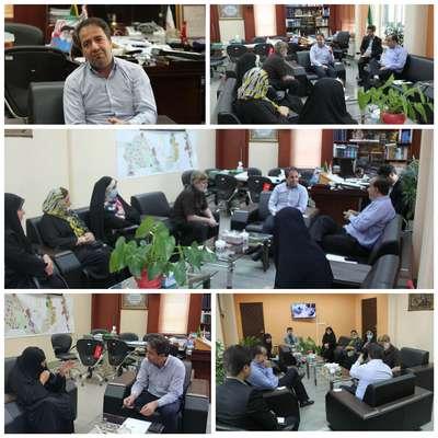 برگزاری ملاقات مردمی مدیر کل راه وشهرسازی گیلان با متقاضیان