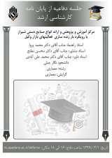 مرکز آموزش و پژوهش و ارائه انواع صنایع دستی شیراز با رویکرد باز زنده سازی  فعالیتهای بازار وکیل