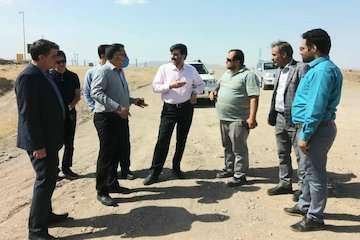 تسریع در تکمیل پروژه چهار خطه کردن محور قدیم سلفچگان – ساوه/ محور ترانزیتی سلفچگان- ساوه- تهران کلید میخورد