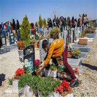 تعطيلي آرامستانهاي شهر اصفهان در روز عيد فطر