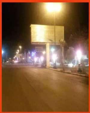 نصب چراغهای پایه مسجدی شیعه توسط شهرداری مهران در بلوار های اصلی شهر