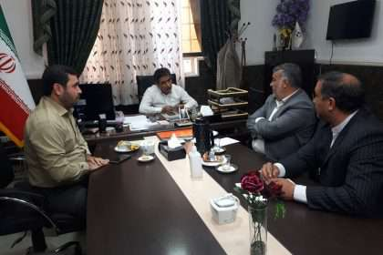 جلسه شورای معاونین شهرداری دامغان برگزار شد