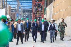 بهره برداری از فاز نخست خط دو متروی شیراز تا پایان سال جاری