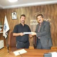 تقدیر اعضای شورای اسلامی شهر سنندج از اقدام خدا پسندانه خیر کردستانی