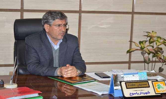 پیام تبریک  شهردار یاسوج به مناسبت سالروز فتح خرمشهر