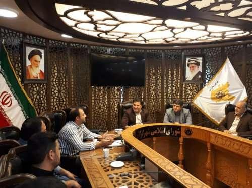 مشکلات بهره برداری از پیست موتورسواری شهرداری گرگان بررسی شد