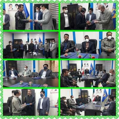 تجلیل و قدردانی از کارگران خدماتی پرتلاش تحت نظارت شهرداری پلدختر