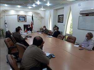 نشست هماهنگی تامین آب محصولات تابستانه شبکه های آبیاری شمال خوزستان برگزار شد