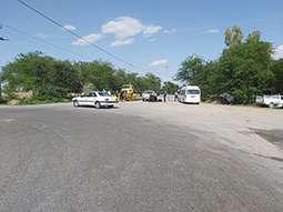 اعمال محدودیت تردد در جاده سدز و اماکن تفریحی و گردشگری جهت پیشگیری از شیوع ویروس کرونا