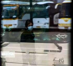 افزایش ۱۵۰ درصدی مسافران اتوبوسهای بینشهری