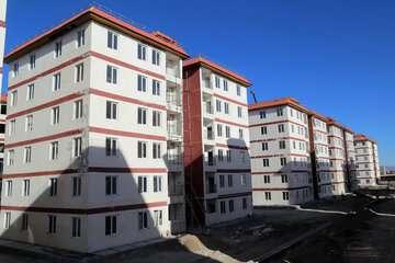 امضای تفاهمنامه ساخت  ۱۵۰۰ واحد مسکونی برای مددجویان