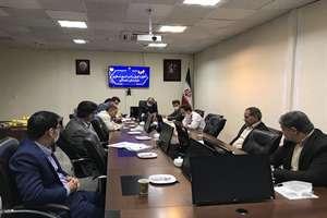 اولین جلسه شورای هماهنگی امور راه و شهرسازی  خراسان شمالی در سال 99 برگزار شد