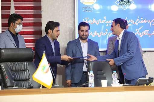 تبریک انتصاب آقای حسین سید صدری به سمت سرپرست اداره کل امور استان های شورای عالی استانها