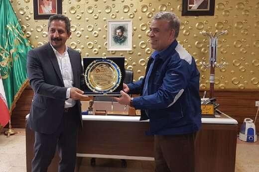 دبیر اجرایی خانه کارگر از شهردار تبریز قدردانی کرد