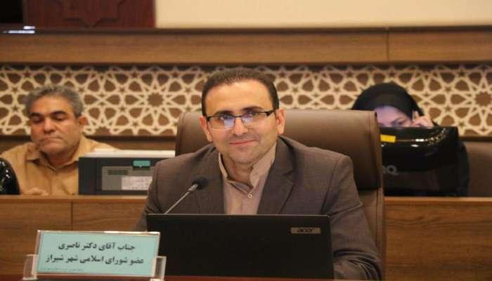 رئیس کمیسیون سلامت، شورای شهر شیراز خبر داد: بررسی پروژههای عمرانی معاونت خدمات شهری شهرداری شیراز