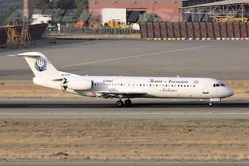 بازگشت پرواز  اهواز - تهران به فرودگاه