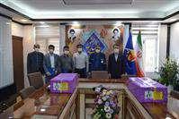 تجلیل از کارگران شرکت برق منطقه ای خوزستان