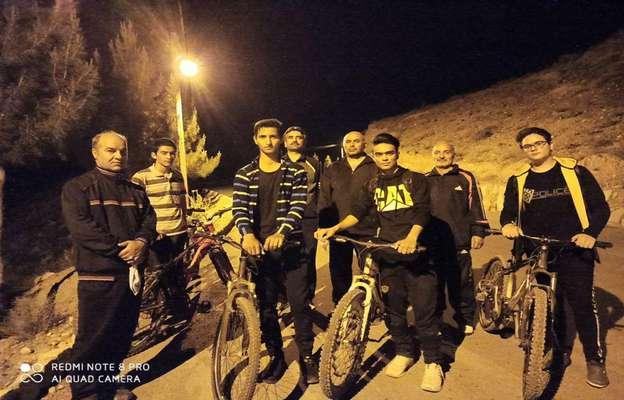 پیاده روی شهردار و اعضای شورای اسلامی در مسیر باغراه