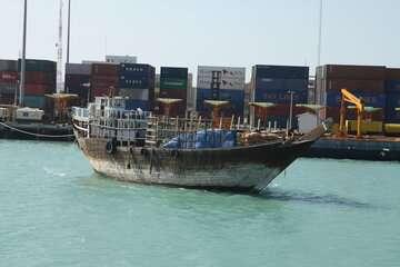صادرات ۳۰ میلیون دلار کالا به عراق از بندر خرمشهر