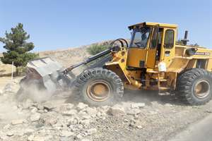 رفع تصرف چهل میلیارد ریال از زمینهای دولت