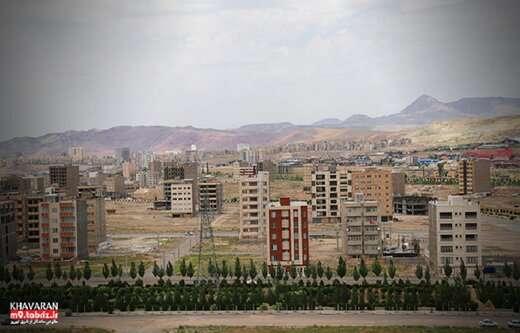 تلاش در جهت بهره گیری از فناوریهای نوین خدماترسانی در شهرک  مدرن خاوران