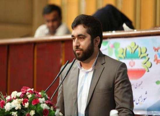 شمشیربند انتخاب علیرضا احمدی به ریاست شورای عالی استانها را تبریک گفت