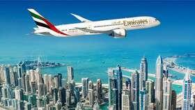 هواپیمایی امارات ۱۲ کشور جدید را به لیست پروازی خود افزود
