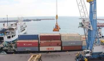 صادرات کالاهای غیرنفتی از بندرهای لنگه هفت برابر شد