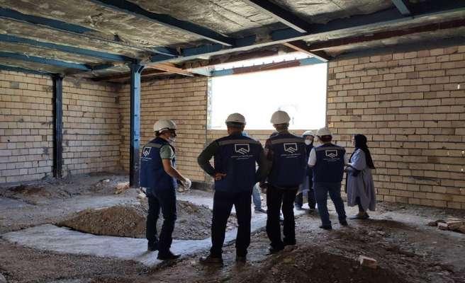 بازدید کمیته نظارت عالیه سازمان از پروژه های سطح شهر