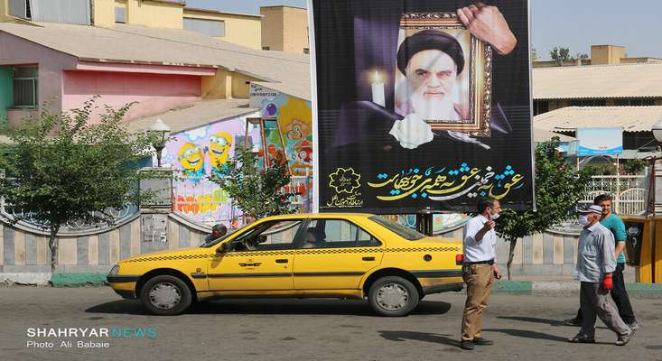 فضاسازی های گسترده به مناسبت سالگرد ارتحال ملکوتی حضرت امام خمینی(ره)