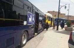 دریافت کرایه نقدی از مسافران اتوبوس درون شهری تخلف است