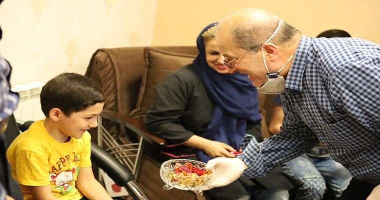 گزارش تصویری ملاقات مردمی رئیس شورای اسلامی شهر رشت