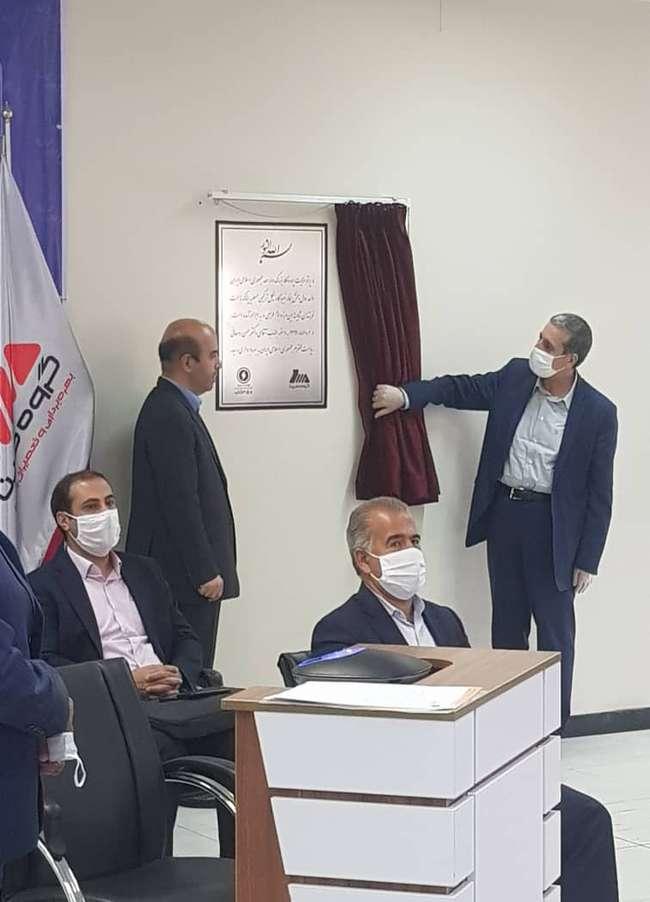 در ششمین هفته از پویش #هرهفته_الف_ب_ایران؛واحد بخار نیروگاه سیکل ترکیبی عسلویه افتتاح شد