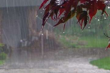بارش باران در بیشتر نقاط کشور تا اواسط هفته آینده