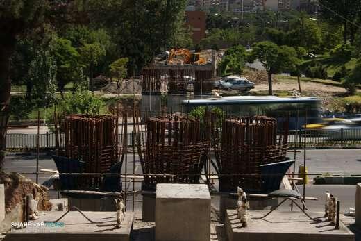آخرین وضعیت پروژه پل همسان کابلی