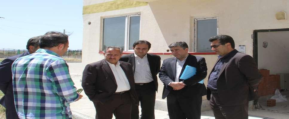 تحویل واحدهای باقیمانده مسکن مهر شهرستان پارس آباد تا پایان مرداد ماه سالجاری