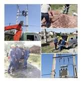 ولتاژ برق روستای اوانک در شهرستان طالقان تقویت شد