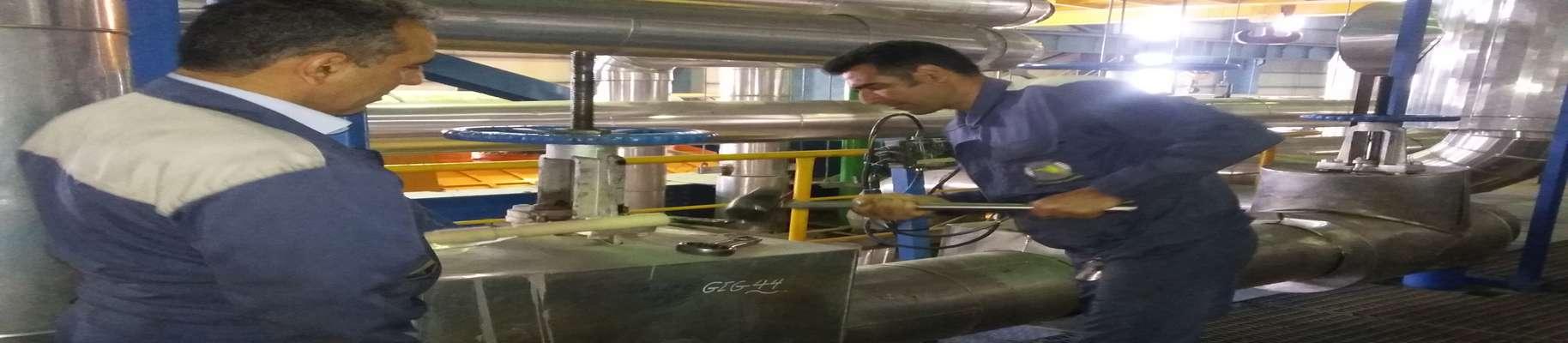 طراحی و ساخت ابزار حفاظت از انگشت، در نیروگاه حرارتی شازند