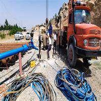 عمیق ترین چاه آبفا شهری خوزستان در دهدز وارد مدار شد