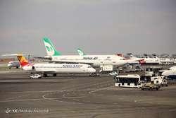 پرواز در مسیر کیش - یزد از سر گرفته شد