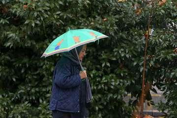 پیشبینی رگبار باران و رعد و برق در نیمهشمالی کشور