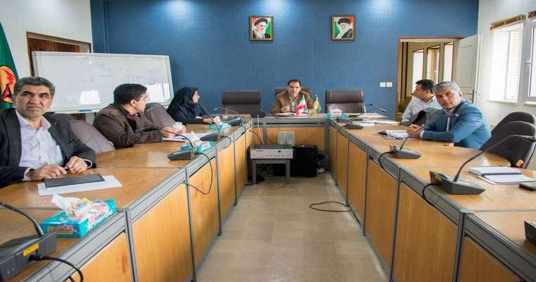 نشست هماهنگی پیک بار و مدیریت مصرف شرکت برق منطقهای یزد