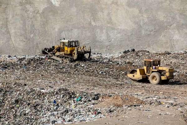 توسعه مرکز دفن زباله؛ بزرگترین پروژه محیط زیستی تبریز