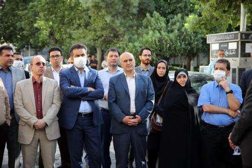 عدم احیاء بافت مرکزی مشهد موجب زوال شهری خواهد شد